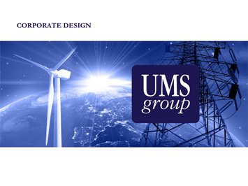 Corporate identity UMS Group