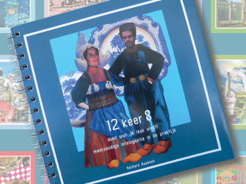 Lesboek 12 x 8