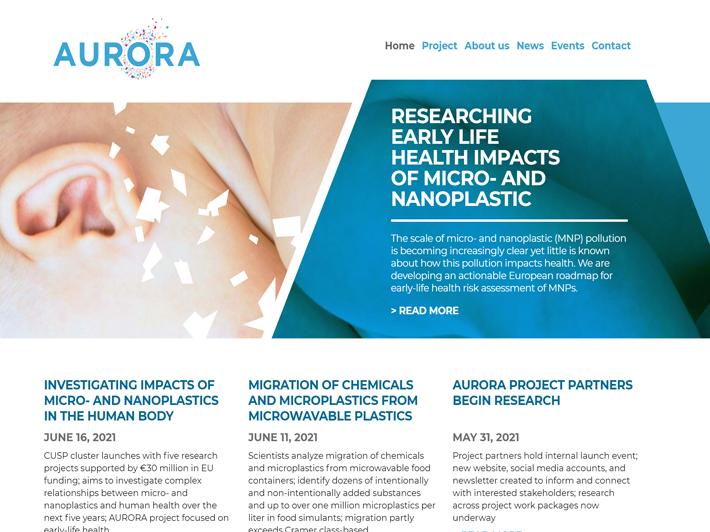 AURORA - EU onderzoeksproject