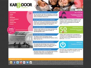 Kargadoor website