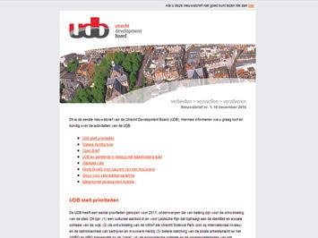 Utrecht Development Board