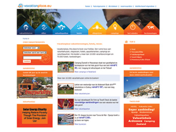 VacationPlace website