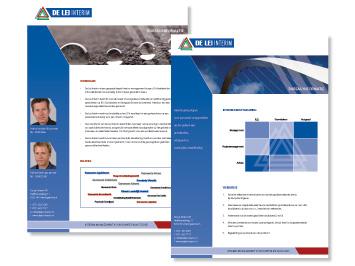 De Lei leaflet